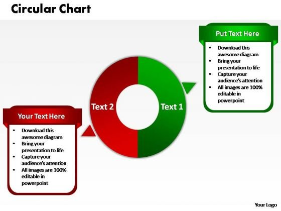 PowerPoint Designs Company Circular Chart Ppt Designs