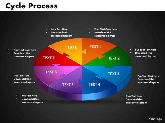 PowerPoint Designs Cycle Diagram Ppt Theme