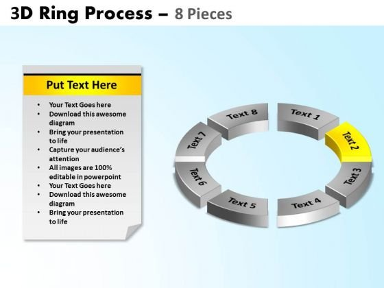 PowerPoint Designs Diagram Ring Process Ppt Design