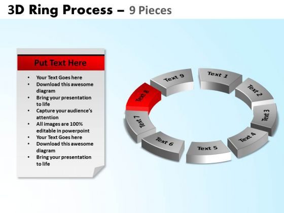PowerPoint Designs Diagram Ring Process Ppt Theme