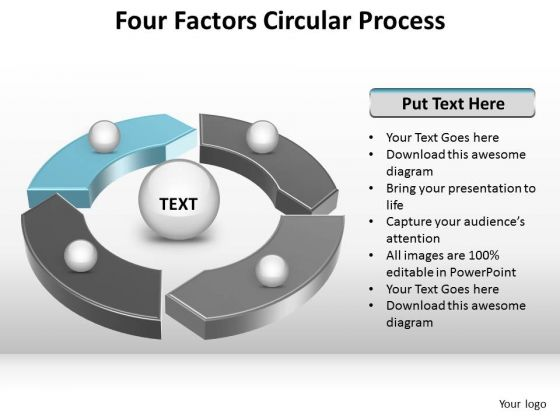 PowerPoint Designs Download Circular Process Ppt Slides