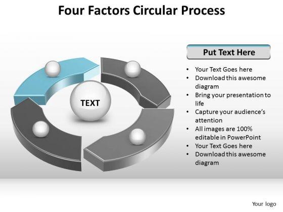 PowerPoint Designs Download Circular Process Ppt Slides