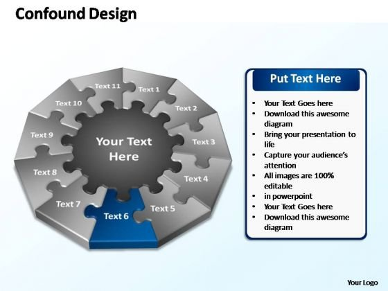 PowerPoint Designs Editable Confound Design Ppt Templates