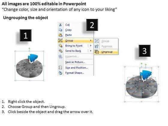 powerpoint_designs_editable_puzzle_segment_pie_chart_ppt_backgrounds_2