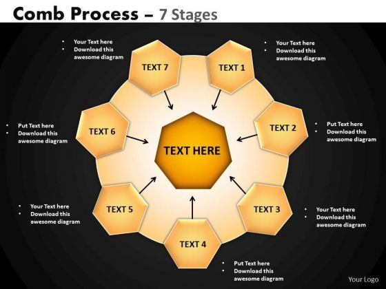 PowerPoint Designs Education Hub And Spokes Process Ppt Theme