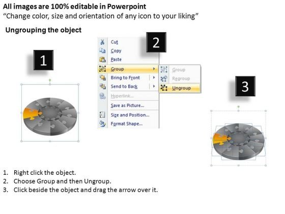 powerpoint_designs_graphic_puzzle_segment_pie_chart_ppt_presentation_2