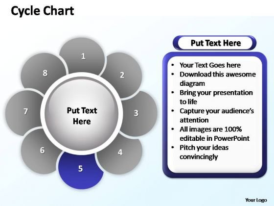 PowerPoint Designs Image Cycle Chart Ppt Layout