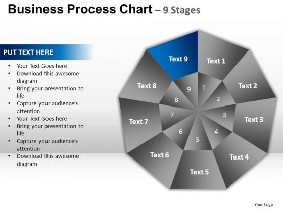 PowerPoint Designs Leadership Circular Quadrant Ppt Designs