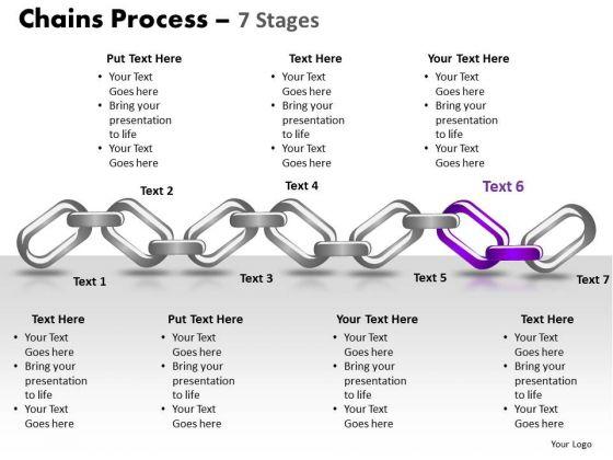 PowerPoint Designs Marketing Chains Ppt Presentation