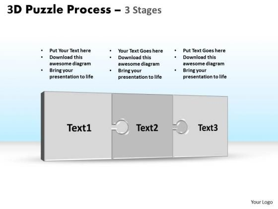 PowerPoint Designs Marketing Puzzle Ppt Design