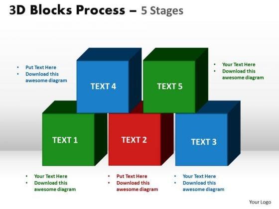 PowerPoint Designs Process Blocks Process Ppt Theme