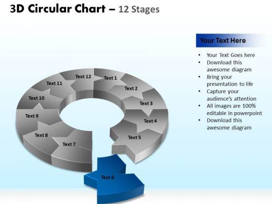 PowerPoint Designs Sales Circular Ppt Presentation