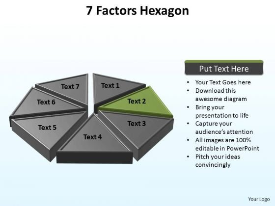 PowerPoint Designs Sales Hexagon Ppt Designs