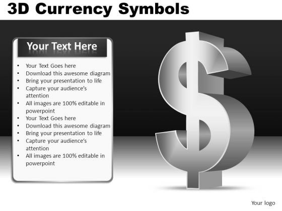 PowerPoint Dollar Symbol