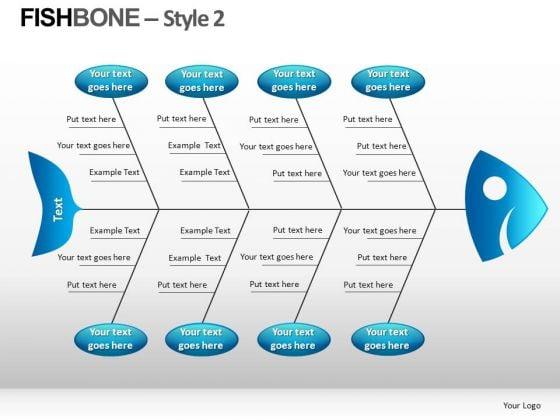 PowerPoint Fishbone Diagrams