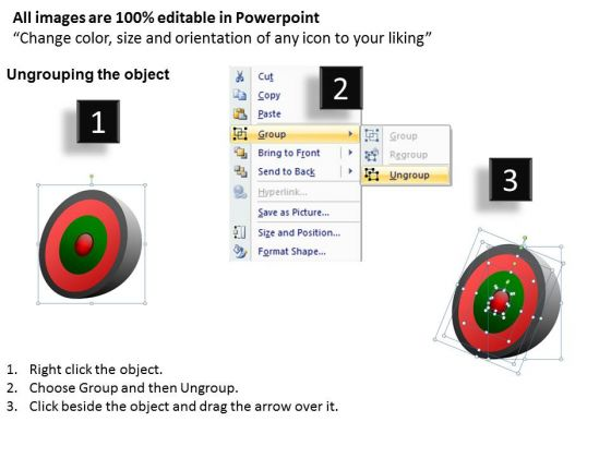 powerpoint_layout_company_success_goals_core_diagram_ppt_slide_2