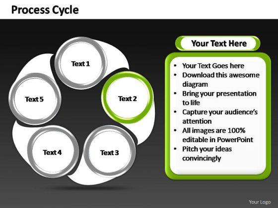 PowerPoint Layout Diagram Constant Process Ppt Theme
