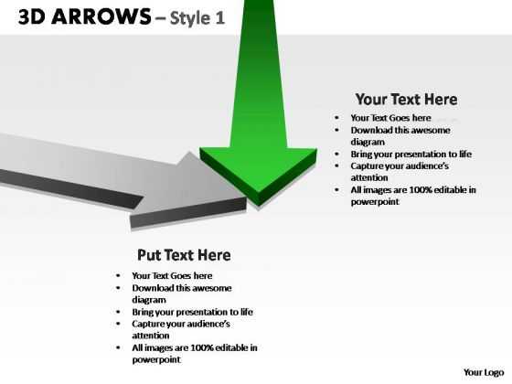PowerPoint Layout Leadership Arrows Ppt Slide Designs