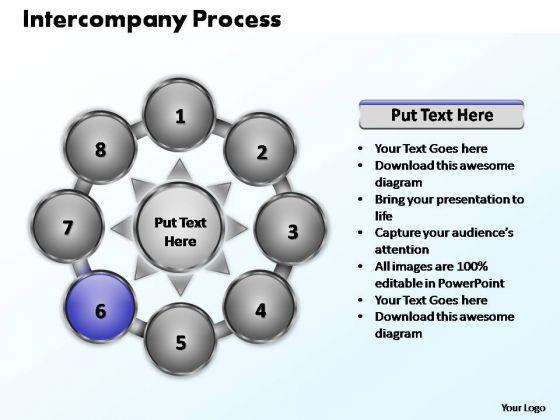 PowerPoint Layout Marketing Intercompany Process Ppt Themes