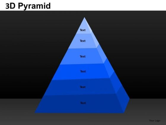 PowerPoint Layout Success Pyramid Ppt Design