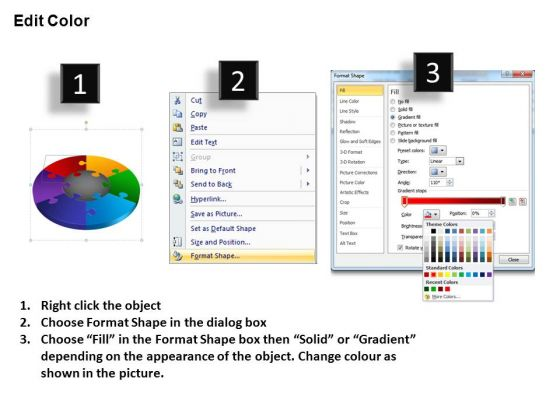 powerpoint_layout_teamwork_pie_chart_puzzle_process_ppt_slidelayout_3
