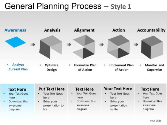 PowerPoint Layouts Business Teamwork General Planning Process Ppt Design Slides