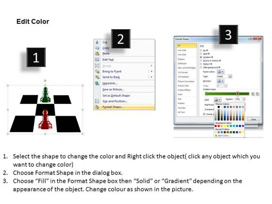 powerpoint_layouts_company_growth_chess_pawn_ppt_presentation_3