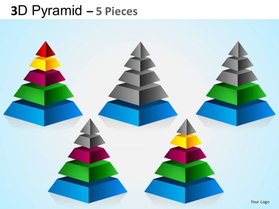 PowerPoint Layouts Corporate Education Pyramid Ppt Presentation