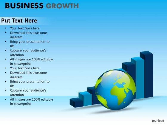 PowerPoint Layouts Corporate Success Business Growth Ppt Theme