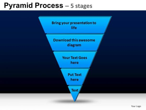 PowerPoint Layouts Education Pyramid Process Ppt Theme