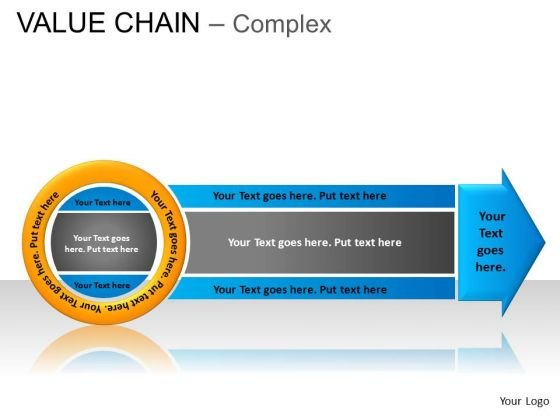 PowerPoint Layouts Marketing Value Chain Ppt Designs