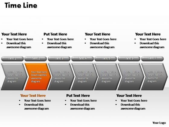 PowerPoint Layouts Process Flow Process Ppt Template