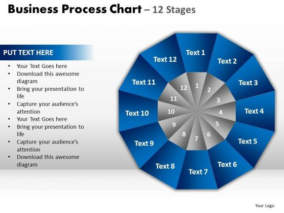 PowerPoint Layouts Success Circular Quadrant Ppt Slides
