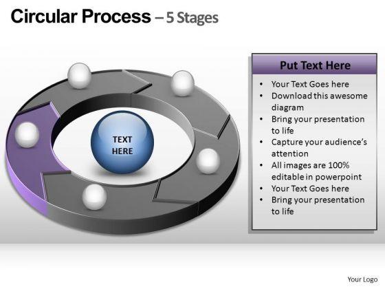 PowerPoint Presentation Business Circular Ppt Slides