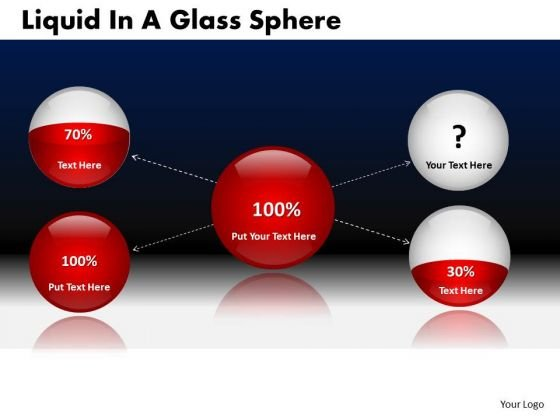 PowerPoint Presentation Business Strategy Liquid In A Glass Sphere Ppt Layouts