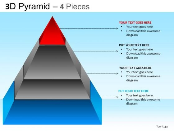 PowerPoint Presentation Business Success Pyramid Ppt Process