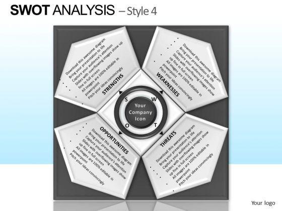 PowerPoint Presentation Company Strategy Swot Analysis Ppt Process