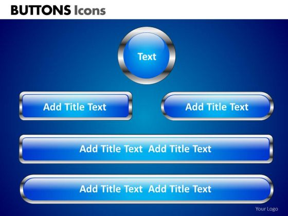 PowerPoint Presentation Corporate Strategy Buttons Icons Ppt Layout