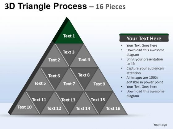 PowerPoint Presentation Designs Business Triangle Process Ppt Slide Designs