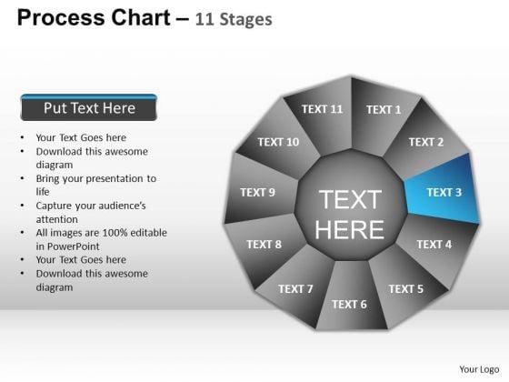 PowerPoint Presentation Designs Chart Process Chart Ppt Template