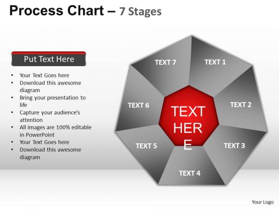 PowerPoint Presentation Designs Company Process Chart Ppt Template
