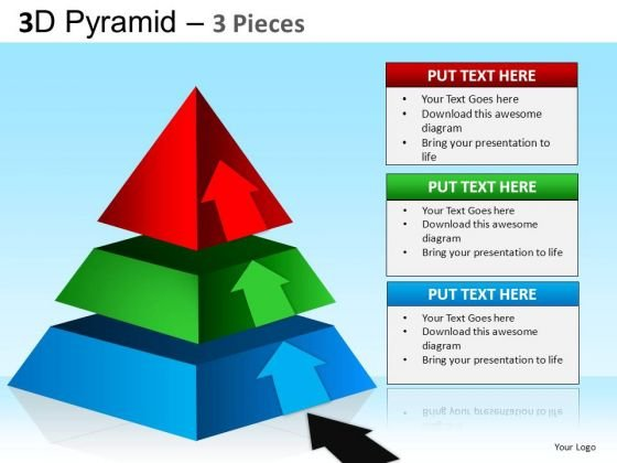 PowerPoint Presentation Designs Corporate Success Pyramid Ppt Layouts