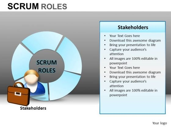 PowerPoint Presentation Designs Corporate Success Scrum Process Ppt Theme