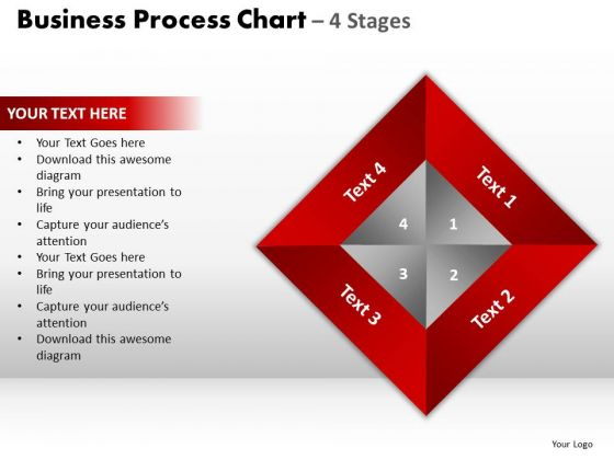 PowerPoint Presentation Designs Diagram Business Process Ppt Template