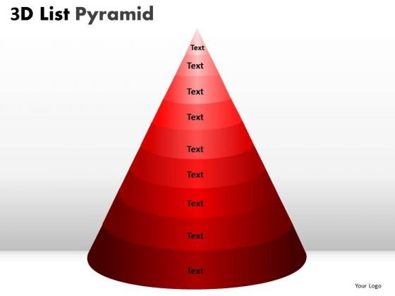 PowerPoint Presentation Designs Download Bulleted List Pyramid Ppt Process