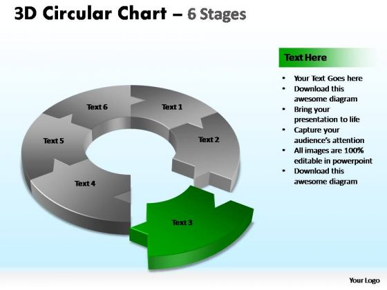PowerPoint Presentation Designs Education Circular Chart Ppt Design Slides