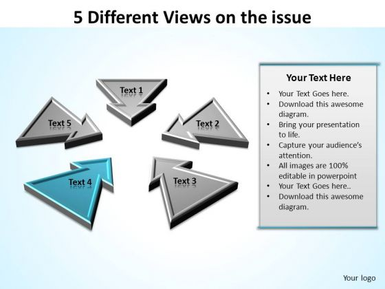 PowerPoint Presentation Designs Growth Different Views Ppt Slide Designs
