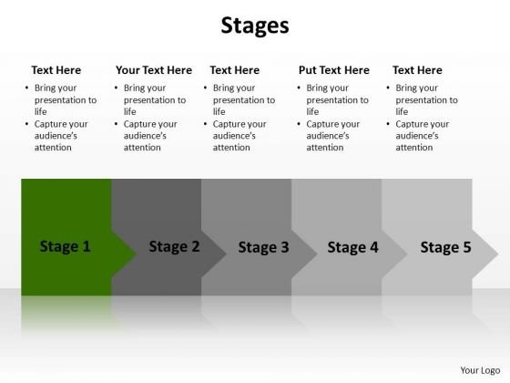 PowerPoint Presentation Designs Growth Stages Ppt Design