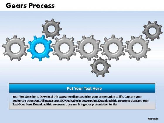 PowerPoint Presentation Designs Leadership Gears Ppt Designs
