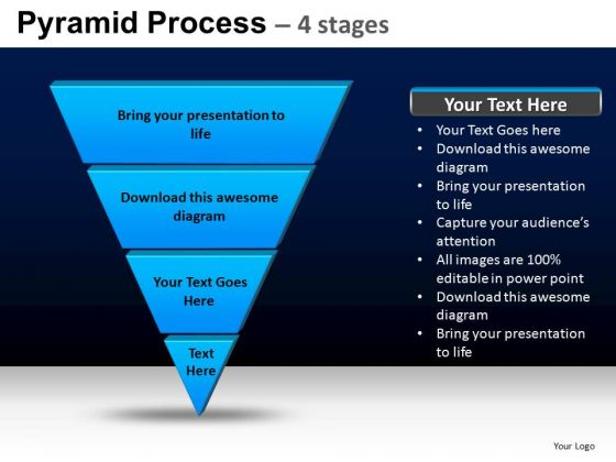 PowerPoint Presentation Designs Leadership Pyramid Process Ppt Backgrounds
